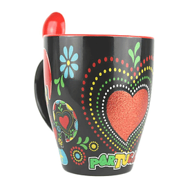 Mug with Heart of Portugal
