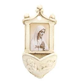 Sink with Our Lady of Fatima