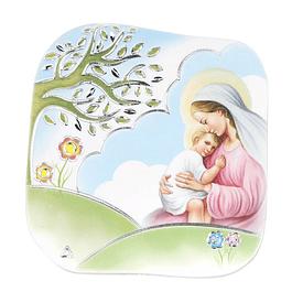 Placa de Amor de Mãe