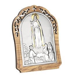 Apparition plaque of Fatima