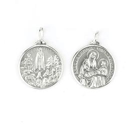 Medalha de Santa Ana - Prata 925