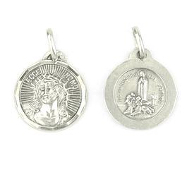 Medalha de Jesus Cristo - Prata 925