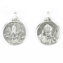 Medalha de João Paulo II - Prata 925