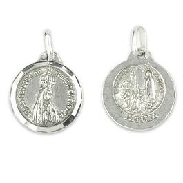 Medalha face Nossa Senhora - Prata 925