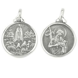 Medalha de São João - Prata 925