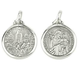 Medalha de São José - Prata 925