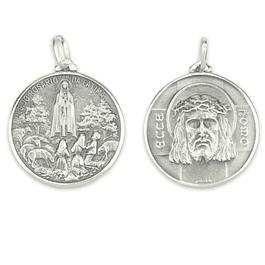 Medalha de Cristo - Prata 925