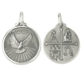 Medalha de Espírito Santo - Prata 925