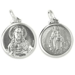 Medalha Nossa Senhora do Carmo - Prata 925