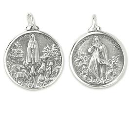 Medalha de Nossa Senhora da Conceição - Prata 925