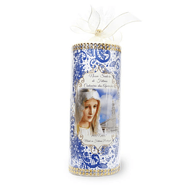 Candle of Our Lady of Fatima