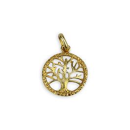 Medalha de Árvore da vida - Prata 925
