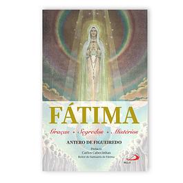 Book Fatima - Thanks - Secrets - Mysteries