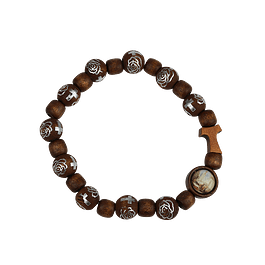 Missionary Wood Bracelet