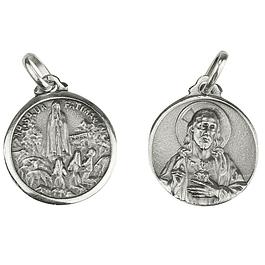 Medalha Sagrada - Prata 925
