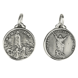 Medal of Our Lady of Air - 925 Silver