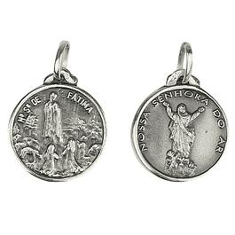 Medalha de Nossa Senhora do Ar - Prata 925