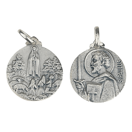 Medal of Saint Paul - Silver 925