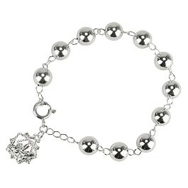 Fatima Appearance Bracelet - 925 Silver