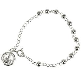Catholic Bracelet Appearance of Fatima - 925 Silver