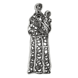 Saint Anthony's medal - 925 Silver