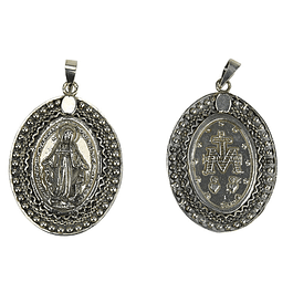 Our Lady of Miracles - Silver 925