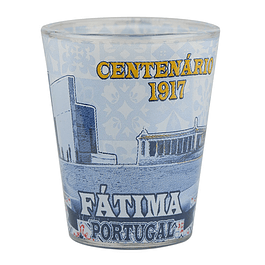 Shot Glass of Fátima Portugal