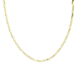 Golden sterling silver chain - 925 Silver
