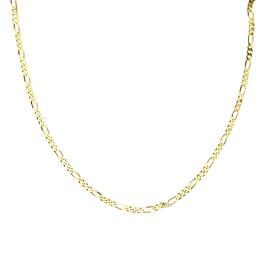Fio prata dourada - Prata 925