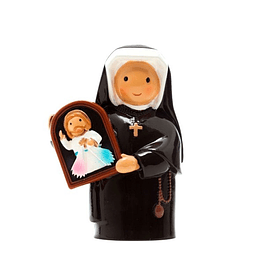 Statue of Saint Faustina