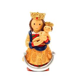 Statue of Virgin of Almudena