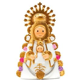 Statue of Virgen Del Rocío