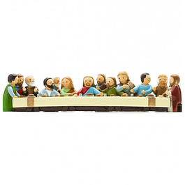 Statue of Last Supper