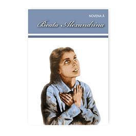 Novena a Beata Alexandrina