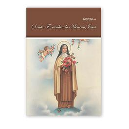 Novena a Santa Terezinha do menino Jesus