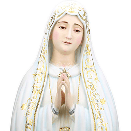 Statue of Our Lady of Fatima 100 cm