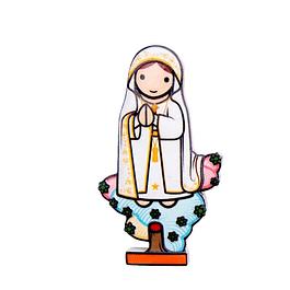 Íman 3D Nossa Senhora de Fátima Azinheira