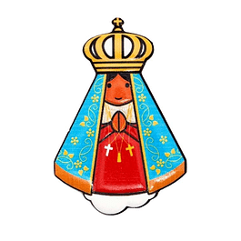 3D Magnet of Our Lady of Aparecida