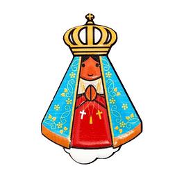 Íman 3D de Nossa Senhora Aparecida