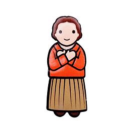 Íman 3D Beata Alexandrina