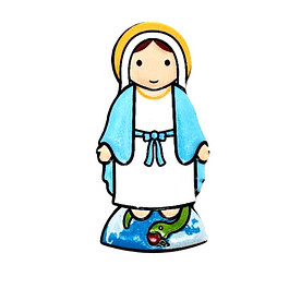 Íman 3D de Nossa Senhora das Graças