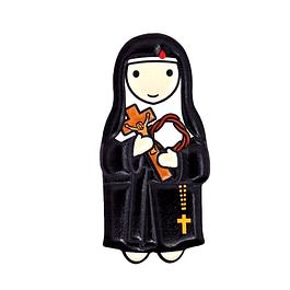 3D Magnet Saint Rita of Cáscia