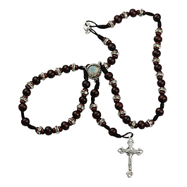 Rosary of the Holy Spirit with zipper