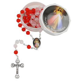 Perfumed rosary of Divine Mercy
