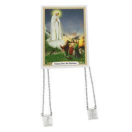 Escapulário de Nossa Senhora de Fátima