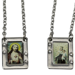 Scapular in stainless steel