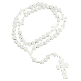 Rosary with doves