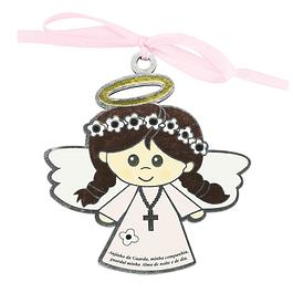 Medalhão de Anjo da Guarda