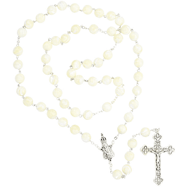 Mother Pearl rosary