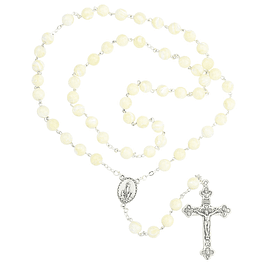 Rosary of Appearance mother-pearl